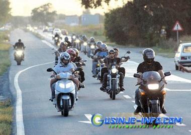 Plavski motociklisti