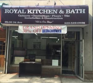 Royal Kitchen & Baths Nova Lokacija u Astoriji