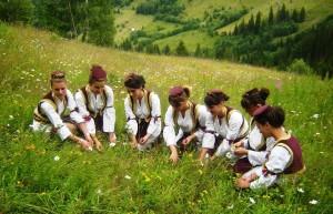 tradicionalna berba borovnice